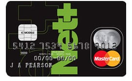 Neteller Net+ Card