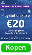 Playstation Store iDEAL opwaarderen