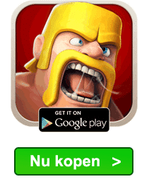Clash of Clans edelstenen kopen Android