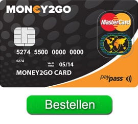 Money2Go Card