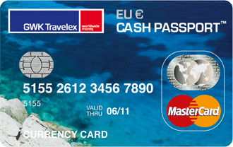 GWK Travelex Cash Passport