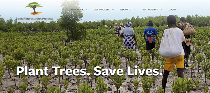 Eden Reforestations Projects