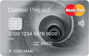 YourMasterCard - ICS Cards Prepaid